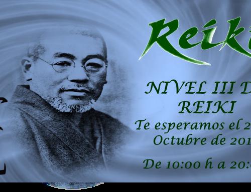 NIVEL III DE REIKI
